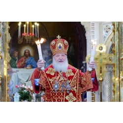 Partriarch Kirill