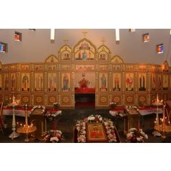 St. Barbara Kirche zu Krefeld