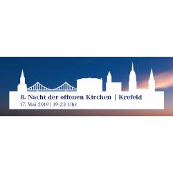 Nacht der offenen Kirchen 2019, Krefeld