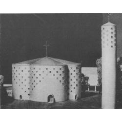 St. Franziskus, Modell1960