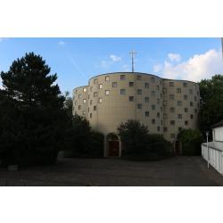 St. Barbara Kirche Krefeld